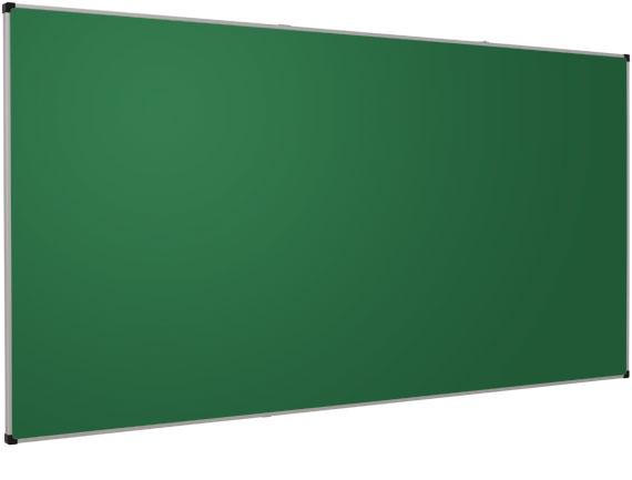 Whitebords Klassisches Whiteboard Grün
