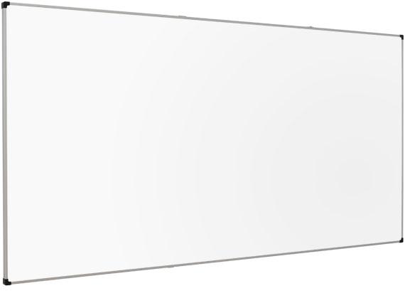Whitebords Klassisches Whiteboard Weiß
