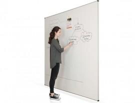 2 x 2 bis 5 x 3 Meter Whiteboard-Wand