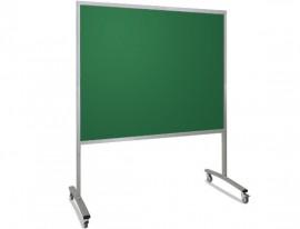 Stellwand mit Tafelfläche Grün