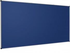 Klassisches Whiteboard Blau